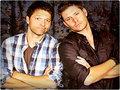 ★ Jensen & Misha ☆