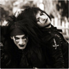 Rakshasa's World of Rock N' Roll photo possibly containing a portrait called ★ Jinxx & CC ☆
