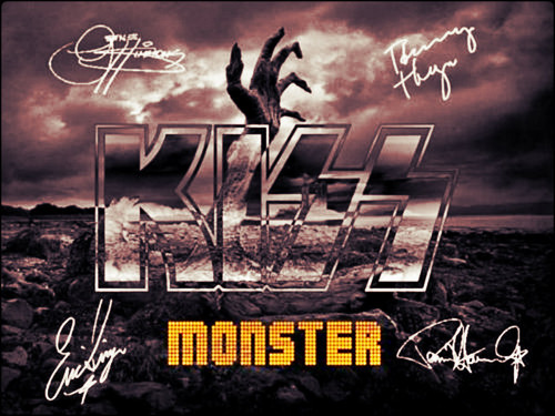 KISS wallpaper titled ★ Kiss ~ Monster ☆