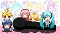 ~ LALAALALAL - vocaloid-rp photo