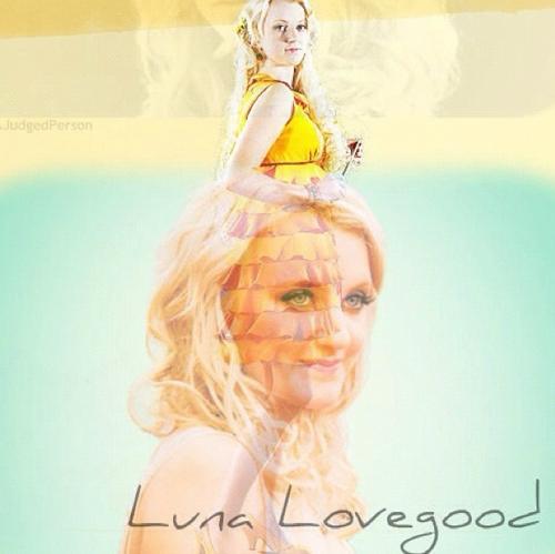 ~Luna Lovegood~