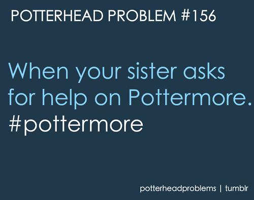 Potterhead problems 141-160