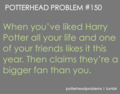 Potterhead problems 141-160