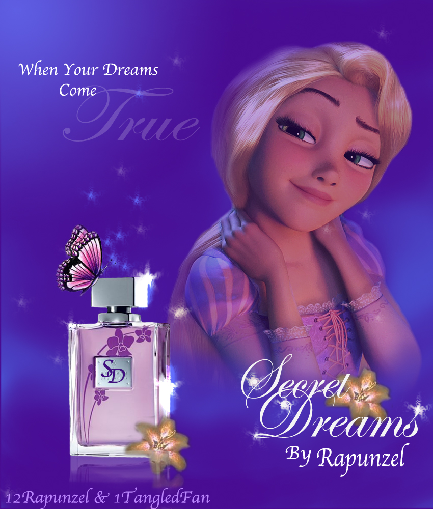 ♥ Secret Dreams দ্বারা Rapunzel ♥
