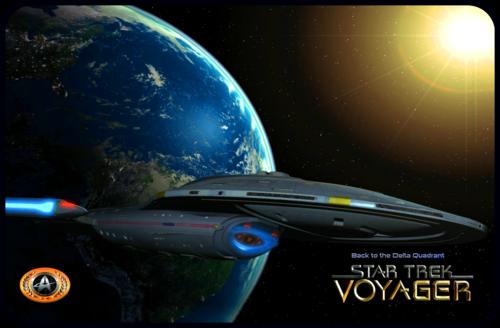 «Звёздный Путь Вояджер» [ «Star Trek Voyager» ].