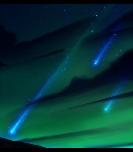 """Starfall"""