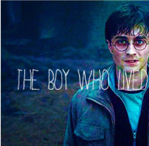~The Boy Who Lived~