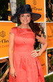  Tiffani Thiessen - 5th annual Veuve Clicquot Polo Classic, Jersey City 02.06.12 - white-collar photo