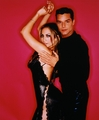 1999 Ricky Martin & Jennifer Lopez - jennifer-lopez photo