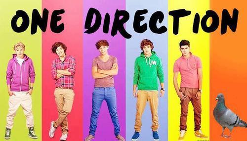 1D I love them<333