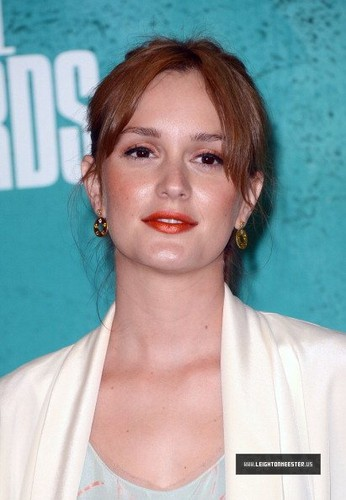 2012 MTV Movie Awards  - June 3 - leighton-meester Photo