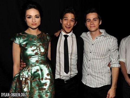 2012 MTV Movie Awards hiển thị & Backstage