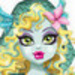 3 girls - monster-high icon