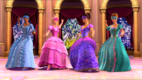 Barbie And The Three Musketeers - Play Barbie And The ...