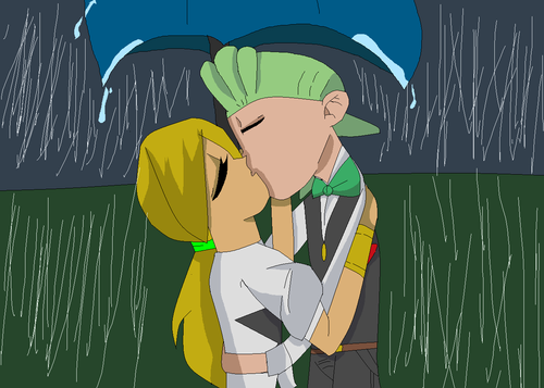 A Kiss In The Rain ::REQUEST::