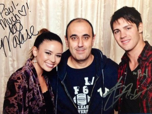 A Return To Mystic Falls Con Australia (2012)