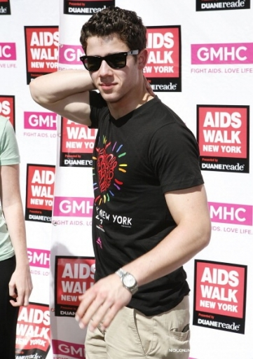 AIDS Walk New York 5/20