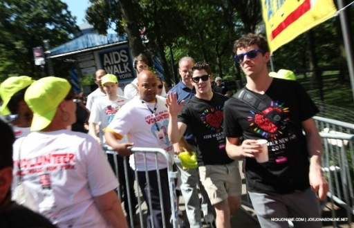 AIDS Walk New York 5/20