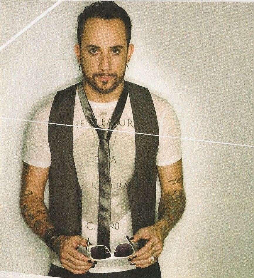 Henry Darrow HD Wallpapers Aj Mclean The Backstreet Boys AJ Mclean