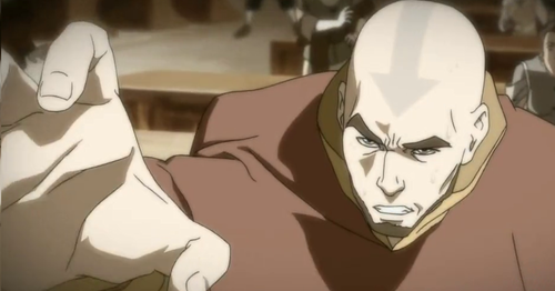 Aang hd wallpaper and background images in the avatar the legend
