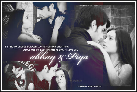 Abhay & Pia