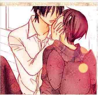 Akito and Shigure