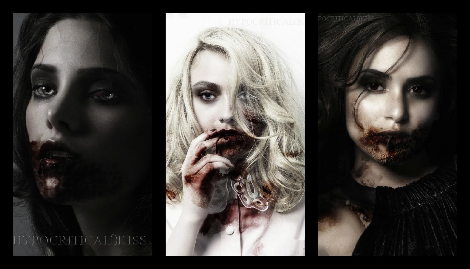 Alice, Jane & Rosalie