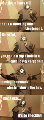 Amon's Pick-Up Line - avatar-the-legend-of-korra Photo