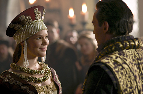 The Tudors 바탕화면 called Anne of cleves