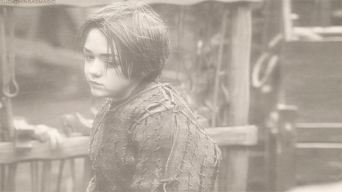 Arya ღ Gendry - arya-and-gendry Fan Art