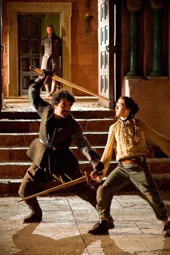personnages de TV féminins fond d'écran with a rue entitled Arya Stark