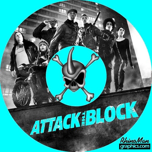 Attack the Block CD
