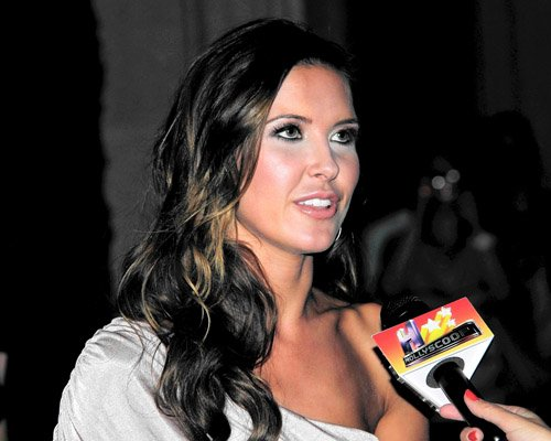 Audrina Patridge fond d'écran called Audrina @ the Simon G Jewelry's Summer Soiree held at The Palazzo Hotel and Casino In Las Vegas