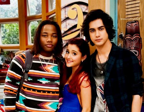 Avan Ariana And Leon Avan Jogia And Ariana Grande Photo 31099551 Fanpop