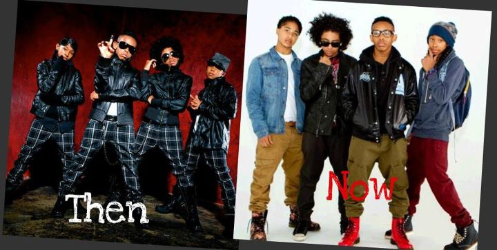 Aww miss the old mb but still cute right now