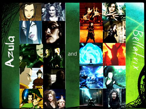 Azula and Bellatrix