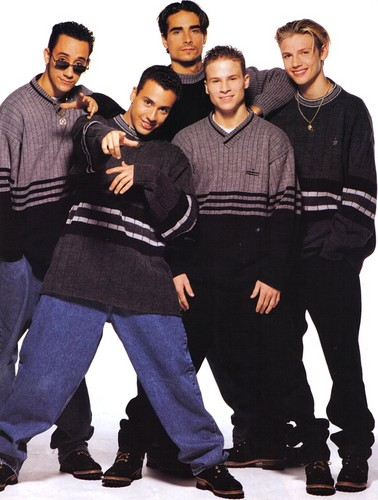 The Backstreet Boys 바탕화면 with a well dressed person and an outerwear entitled Backstreet Boys
