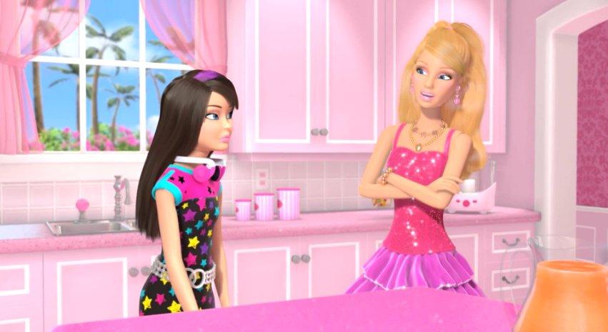barbie dream house barbie birthday