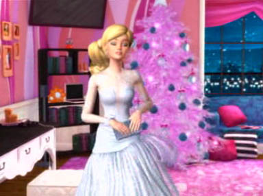 Barbie in a Christmas Carol images Barbie in White Dress wallpaper ...
