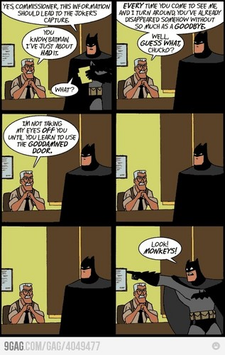Batman Funnies!