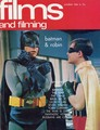 Batman & Robin on magazine cover
