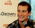 Bear Grylls interview for discovery