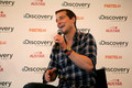 Bear Grylls interview for discovery - bear-grylls photo