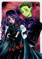 Beast Boy x Raven - teen-titans-couples photo