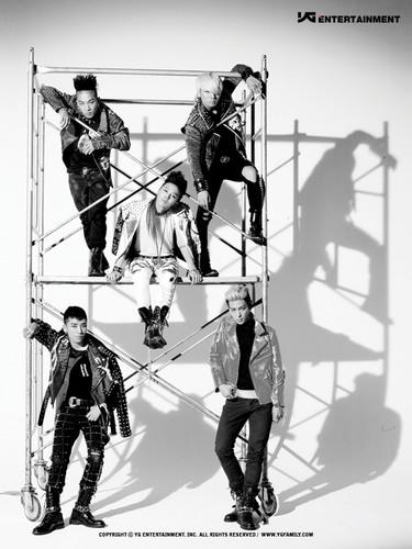 """Big Bang """"Monster/Still Alive"""" concept pics"""