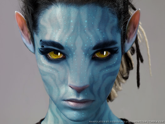 Bill Kaulitz As An Avatar