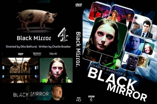Black Mirror wallpaper containing anime called Black Mirror