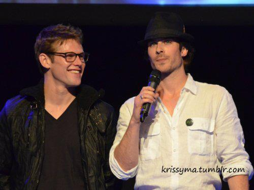 Bloody Diαries Convention - ian-somerhalder Photo