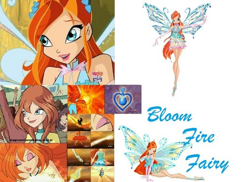 Bloom - the-winx-club Fan Art