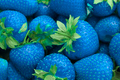 Blu strawberries